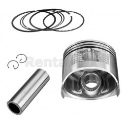 KIT ANILLOS PISTON STD CON PIN Y CLIPS GX120