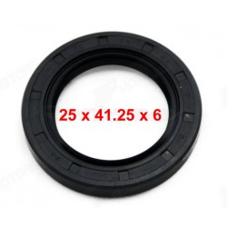 RETENEDOR ACEITE 25X41.25X6 5.5hp