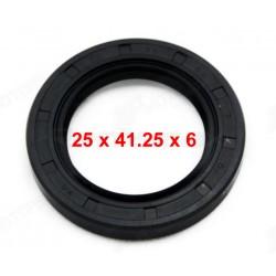RETENEDOR ACEITE 25X41.25X6 6.5hp