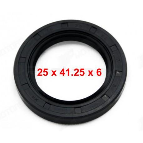 RETENEDOR ACEITE 25X41.25X6 163cc