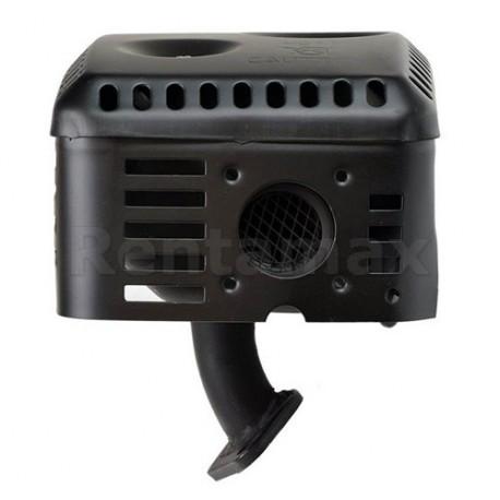 MUFLA CON COBERTOR GX120 GX110  18310-ZF1-000