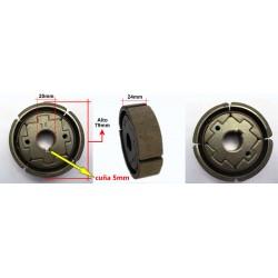 CLUTCH COMPACTADOR 20x79mm