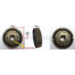 CLUTH COMPACTADOR 15x89mm