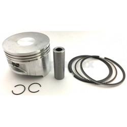 KIT ANILLOS PISTON STD CON PIN Y CLIPS 20Hp