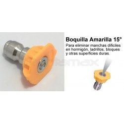 BOQUILLA HIDROLAVADORA 15ー TIPO 030