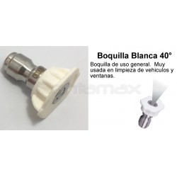BOQUILLA HIDROLAVADORA 40ー TIPO 030