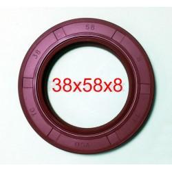RETENEDOR ACEITE 38x58x8  7110829 41A