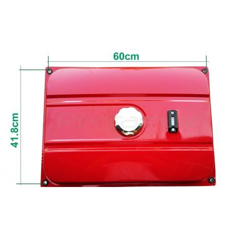 TANQUE COMBUSTIBLE TAPON para generador 1000w a 12000w