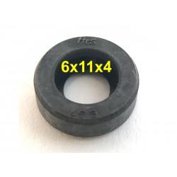 RETENEDOR ACEITE 6X11X4 GXR120 GX100