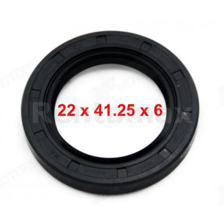 RETENEDOR ACEITE 22X41X6 GX120 GXR120 91203-ZE0-013