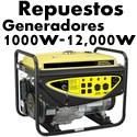 1000w a 12000w