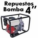 """Bomba de Agua Caudal 4"""""""
