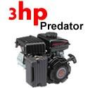 Predator 3Hp