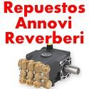 Repuestos para Hidrolavadoras Annovi Reverberi
