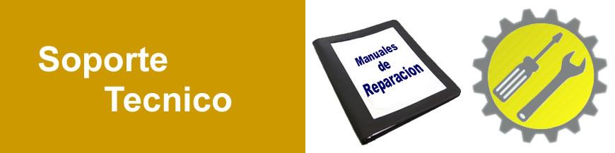 Manuales de reparacion y servicio para motores Honda GX y generadores