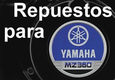 Ahora tambien con repuestos para motores Yamaha MZ360